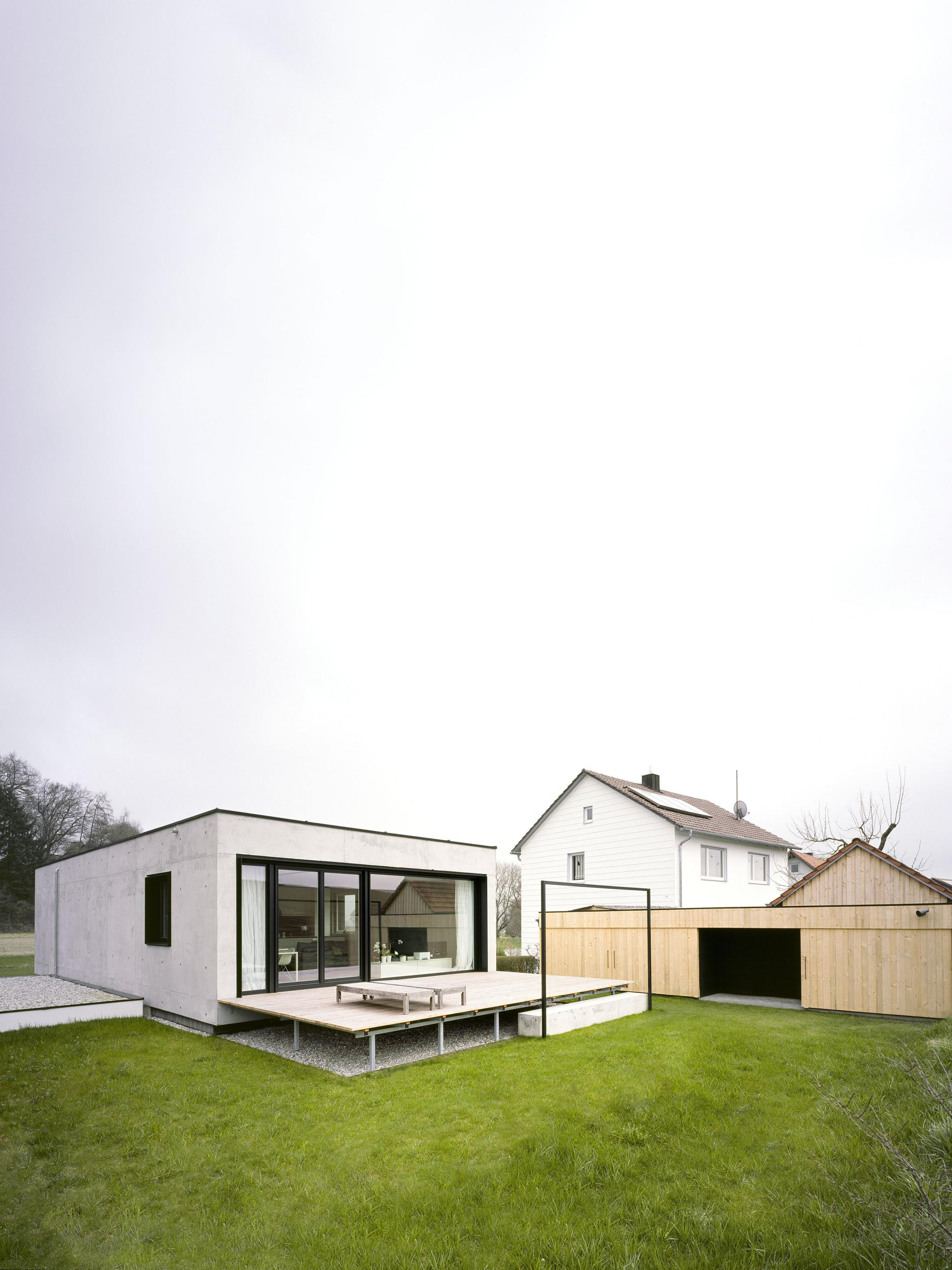 Home Artikel single family home aiterbach germany heidelbergcement