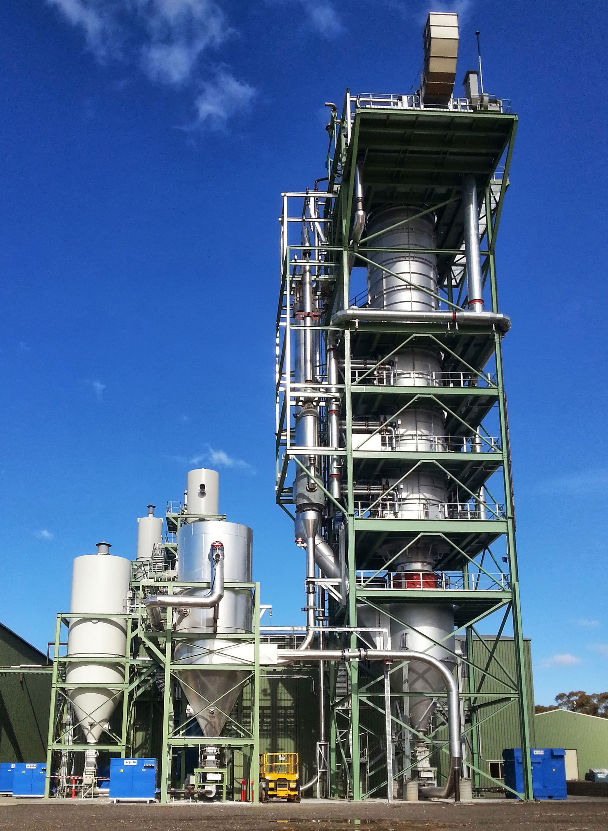 Breakthrough Technology For Carbon Capture